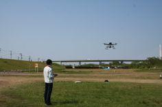 5/7 Minisurveyor MS-06Lの試験飛行