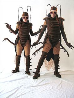 Disfraz de termita