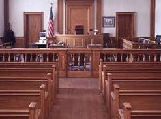Jewish Courtroom Rail