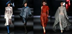 FASHION156 / Collections / John Galliano – Paris Fashion Week AW12 Womenswear