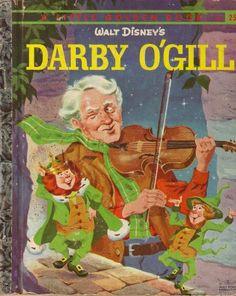 Walt Disney's Darby O'Gill - A Little Golden Book by Annie North Bedford http://www.amazon.com/dp/B0007HNG8E/ref=cm_sw_r_pi_dp_yHzhvb0T462K8