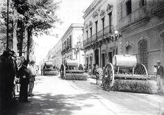 Barredora Guadalajara 1920