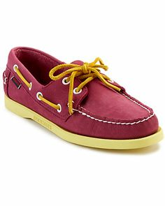 Sebago Women's 'Docksides' Leather Boat Shoe