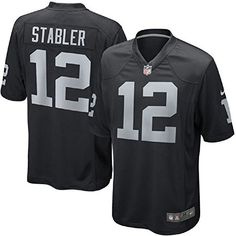 Kenny Stabler Oakland Raiders Youth Jersey