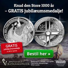 DARA RAVINTOLA JOENSUU: Free Danish Viking King medal! Danish Vikings, Free