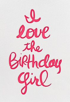 I love the birthday girl greeting message for your girlfriend, her, wife or best friend. This is a short and beautiful sms to wish on her b-day and make her happy.