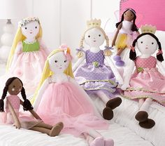 Designer Doll Collection | Pottery Barn Kids