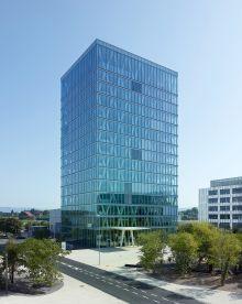 Administrationsgebäude Roche, Rotkreuz (ZG/CH) - Burckhardt+Partner