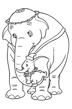 Photos of Dumbo. Images of Dumbo. Pics and coloring pictures of Dumbo. Cartoon Coloring Pages, Disney Coloring Pages, Animal Coloring Pages, Coloring Book Pages, Printable Coloring Pages, Coloring Pages For Kids, Kids Coloring, Free Coloring, Colorful Drawings