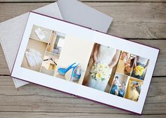 Wedding Album Design  - www.blushalbumdesign.com