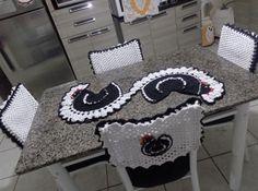 45 Ideias de Artesanato em Crochê Úteis e Incríveis para sua Cozinha Que Você Precisa Saber