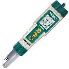 เครื่องวัดกรดด่าง Waterproof ExStik II pH/Conductivity/TDS/Salt/Temp Meter EC500 http://www.ponpe.com