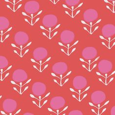 Blossom Wallpaper – Strawberry