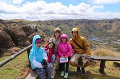 ¡ISLA DE PASCUA Y RANO KAU! | Pasaporte Familiar por Gina Viri. Kolkata, Easter Island, Passport, Islands