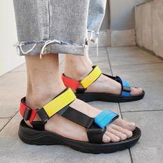 Mens Dress Sandals, Men Sandals, Fashion Sandals, Beach Sandals, Gladiator Sandals, Best Sandals For Men, Discount Shoes Online, Outdoor Men, Shoes With Jeans