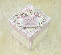 Wild Orchid Crafts: Baby Box