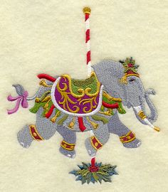 Machine Embroidery Designs at Embroidery Library! - Color Change - X7074