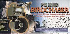 odstraszacz szpaków gołębi ptaków kun myszy szczurów tchórzy