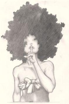 Shhhhhhhh.......Beauty can speak for it-self