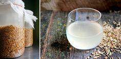Rejuvelac, agua enzimática para rejuvenecer