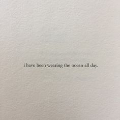 Find images and videos about quotes, words and ocean on We Heart It - the app to get lost in what you love. Pretty Words, Beautiful Words, Mood Quotes, Life Quotes, Qoutes, Visual Statements, Quote Aesthetic, Wise Words, Texts