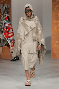 KTZ | Spring 2014 | Menswear | Pinned for cool patchwork
