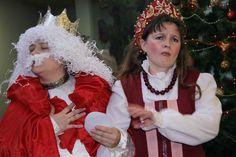 Король и Несмеяна