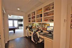 Homework desks/computer station