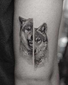 Back Tattoo Women Full, Cover Up Tattoos For Women, Small Chest Tattoos, Chest Tattoos For Women, Small Tattoos For Guys, Cool Small Tattoos, Wolf Tattoo Forearm, Small Wolf Tattoo, Wolf Tattoo Sleeve
