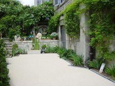 Aménagement Jardin / Allée et terrasse /Decosable - Decodomia