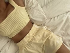 Cute Casual Outfits, Summer Outfits, Mode Outfits, Fashion Outfits, Mein Style, Look Cool, Aesthetic Clothes, Lounge Wear, Like4like