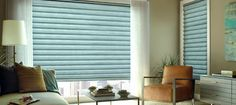 Hunter Douglas Roman Shades - Contemporary - Bedroom - Other Metro - Accent Window Fashions LLC #Hunter_Douglas #Roman_Shades #Window_Treatments