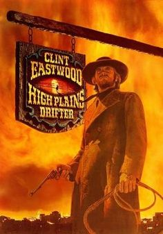 High Plains Drifter (1973) movie #poster, #tshirt, #mousepad, #movieposters2