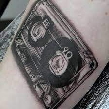 Image result for cassette tape tattoo designs