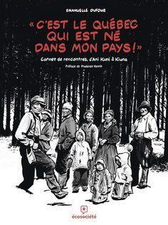 [...]. « C'est le Québec qui est né dans mon pays ! » nous dit Anna Mapachee, afin de renverser le miroir de notre histoire coloniale. Si le racisme systémique façonne toujours la condition autochtone, ce carnet de rencontres témoigne aussi du travail entamé par les communautés pour se réapproprier leurs langues, leurs savoirs ancestraux et leurs identités, entre autres à l'Institution Kiuna d'Odanak, « une école faite pour nous autres ». [...]. Cote: BD D836c Lucky Luke, Books To Read, Comic Books, Comics, Reading, Cover, Movie Posters, Dufour, Ignorance