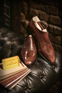 Tailorable & co. — John Lobb exclusively for Tailorable....