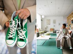 great shoes - adorable ring bearer
