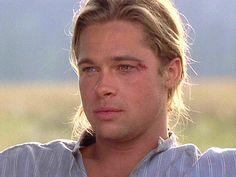 """Brad Pitt en """"Leyendas de Pasión"""", 1994"""