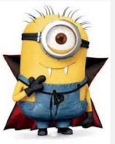 Cute Halloween minions funny images (04:41:22 PM, Friday 30, October 2015 PDT) – 10 pics