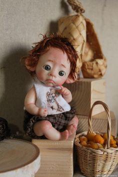 Три малыша. Авторские куклы Катрушовой Татьяны / Мини куклы / Бэйбики. Куклы фото. Одежда для кукол