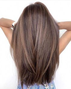 59 Gorgeous brown hair color for every season - chocolate brown hair color ... - #brown #chocolate #Color #Gorgeous #hair #season #balayagechocolate