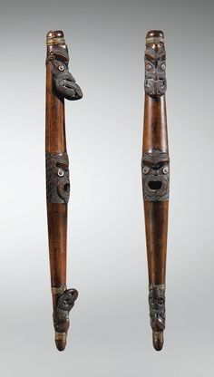 maori flûte put Polynesian People, Polynesian Art, Once Were Warriors, Maori Symbols, Maori Tribe, Maori Patterns, Maori Art, Warrior Girl, Art Carved