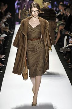Michael Kors Fall 2008 RTW - Runway Photos - Fashion Week - Runway, Fashion Shows and Collections - Vogue