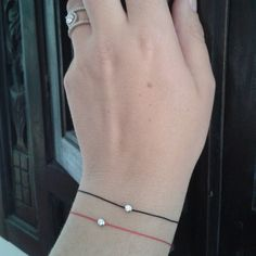 BRACELET ONE ARGENT via Taille Princesse. Click on the image to see more!