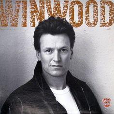 Steve Winwood - Roll With It CANADA 1988 Lp mint w/Inner