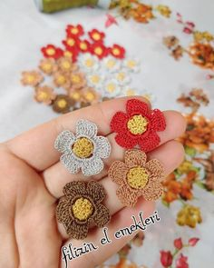 Tığ İşi Örgü Bebek Battaniyesi Yapılışı Crochet Earrings, Knitting, Floral, Flowers, Jewelry, Olay, Jewlery, Tricot, Jewerly
