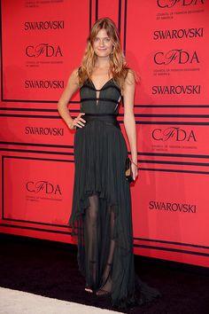 Premios CFDA 2013 Nueva York - Constance Jablonski