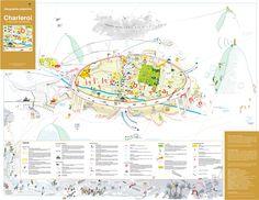 Carte Charleroi
