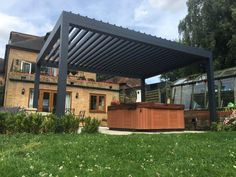 Terrace Roofs from Nationwide Home Innovations. Full range of luxury outdoor living products installed across the UK