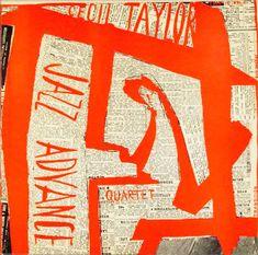 Cecil Taylor Quartet: Jazz Advance: Transition Records LP1 (extremely rare original)